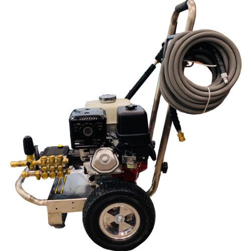 Honda pressure washer 4000psi upgraded stainless steel frame