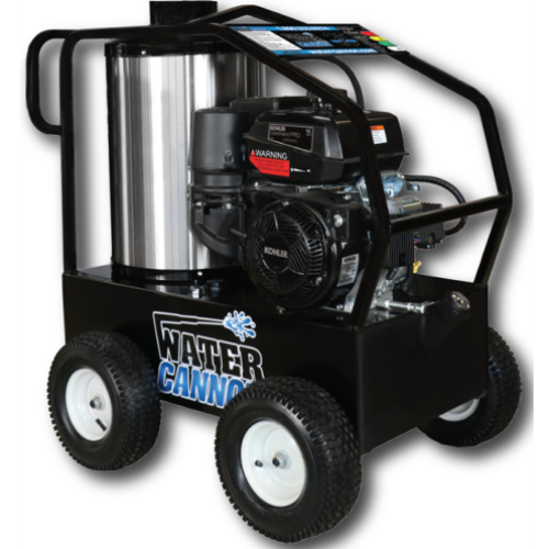Pressure Washer Commercial Hot Water Gas 3 5gpm